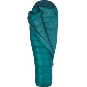 Marmot W's Angel Fire Sleeping Bag Regular Malachite/Deep Teal